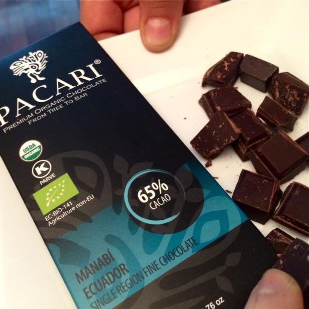 Einer meiner Favoriten: Pacari Schokolade aus Manabi © Sarah Krobath