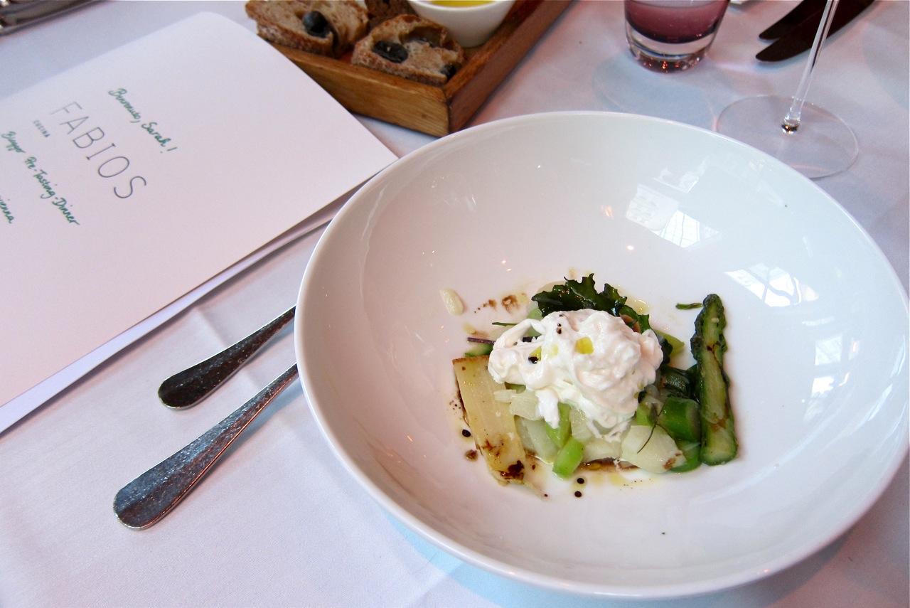 """Leicht zu mögen: die neue """"Cucina light"""" im Fabios"""
