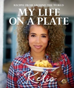 Kelis Kochbuch: My life on a plate © erschienen bei Kyle Cathie Limited